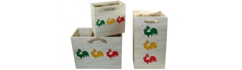 Коробки и ящики
