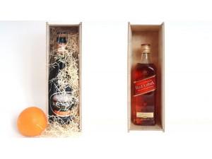 Разборные коробки для вина - 32 х 10 см