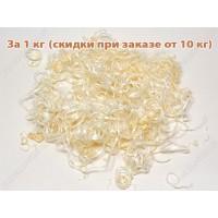 Стружка СОСНОВАЯ декоративная – цена за 1 кг (скидки от 10 кг)
